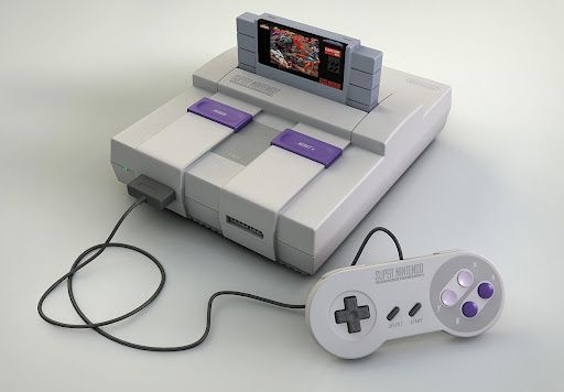 SUPER NES!  Still one of the best 16-bit systems me and my brother had the pleasure of owning :)))))))))