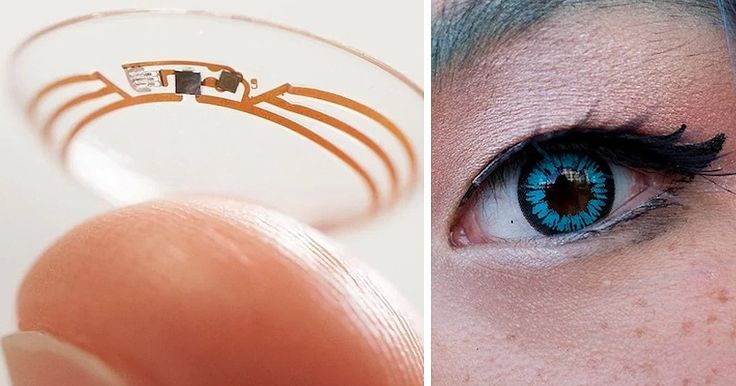 Estos Lentes de Contacto de Alta Tecnología Hacen Cosas Increíbles... ¡Debes Conocerlos!