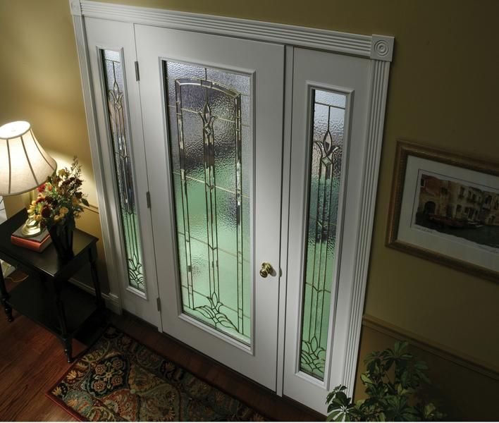 17 best ideas about entry door with sidelights on - Jeld wen exterior doors with sidelights ...