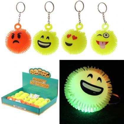 Portachiavi Emotive con LED