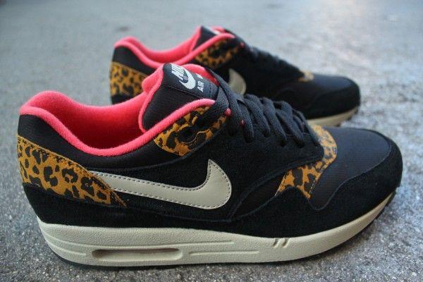 Nike Air Max 1 Leopard Shoes