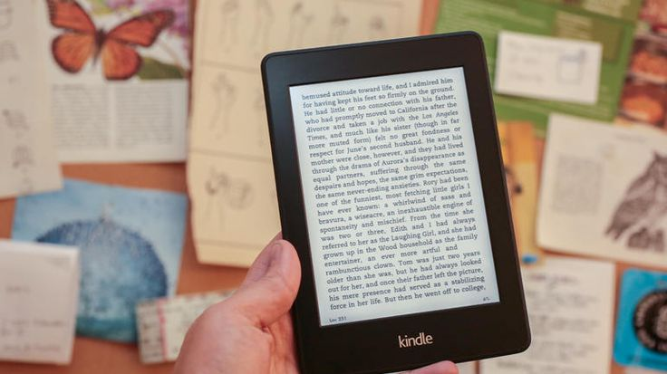Kindle Paperwhite - There is nothing like it. A unique reading experience.