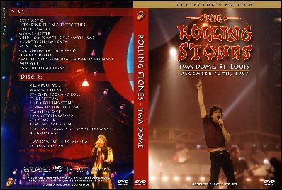 THE ROLLING STONES - LIVE IN ST. LOUIS 1997