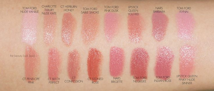 Charlotte Tilbury K.I.S.S.I.N.G Lipsticks and Lip Lustres - Neutral Lip Perfection | The Beauty Lookbook