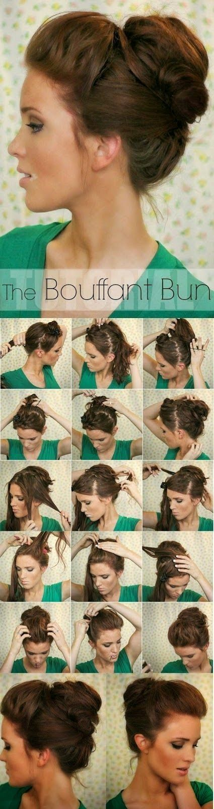 Fashionable Hairstyle Tutorials for Long Thick Hair ~ Medihealer