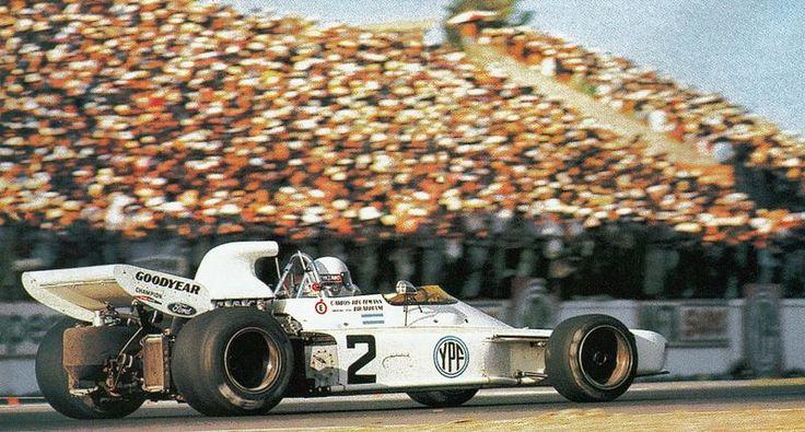 1972 Brabham BT34 GP de Argentina