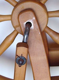 Basic Reconditioning for the Ashford Traditional Spinning Wheel