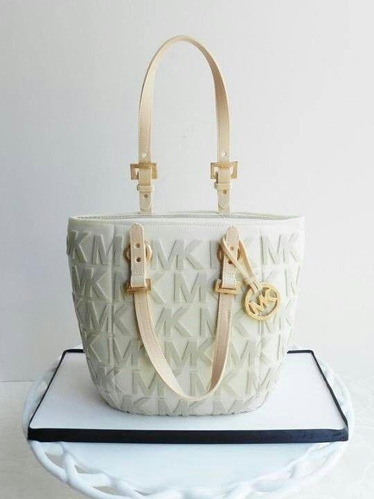 michael kors purse cake price
