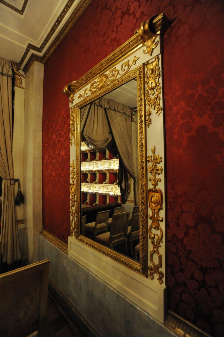 Teatro Regio di Parma, Palco reale (Ph. Roberto Ricci)