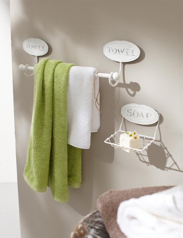 Antike Badezimmer Accessoires. #living #impressionen #bath