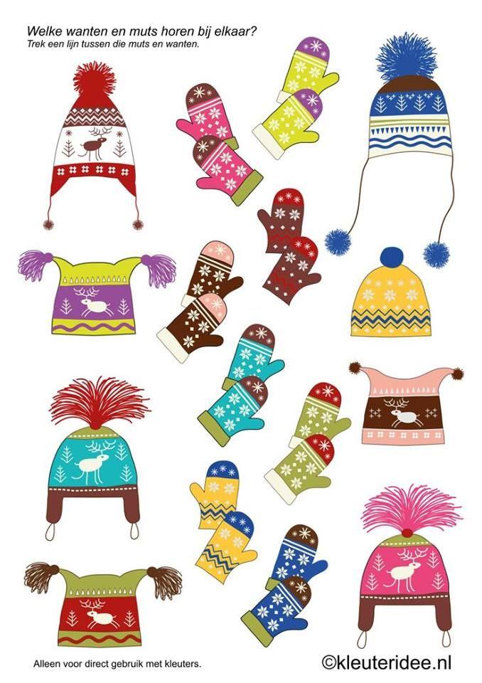 Čepice a rukavice