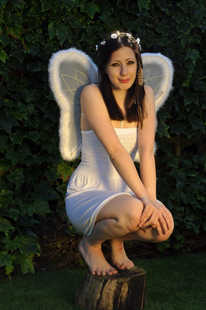 Amy_Lee33 is officially a fairy