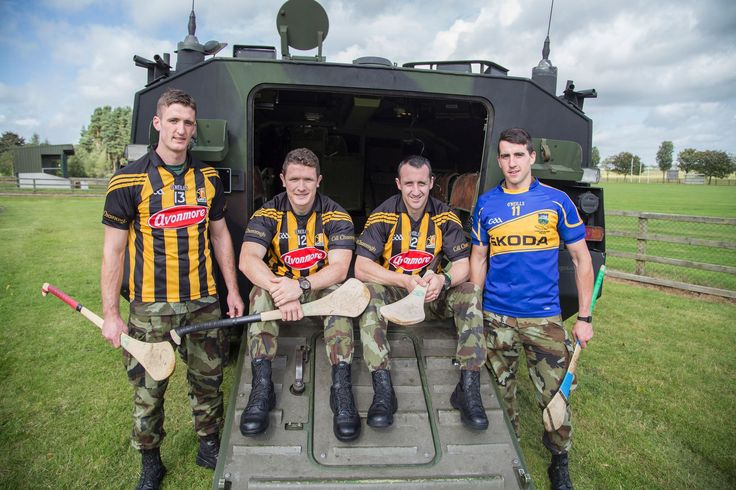 Kilkenny V Tipperary: Meet the four hurling soldiers who'll go to war in…
