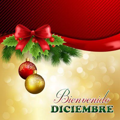 Banco de Imágenes Gratis: Bienvenido Diciembre !!!