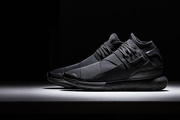 Adidas Y-3 Qasa Black.