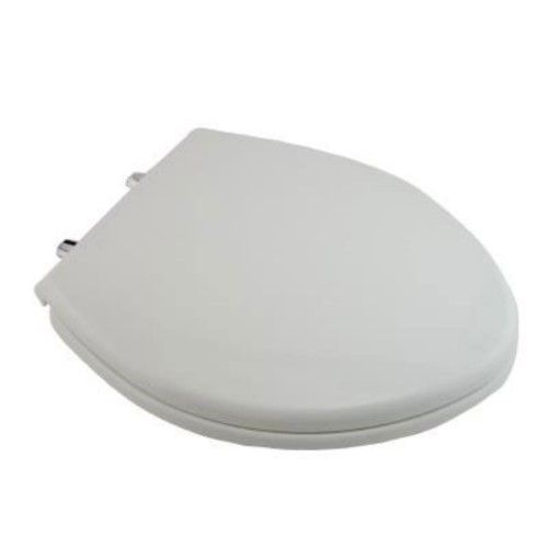 Bemis 1000cp Paramount White Plastic Toilet Seat Toilet Bemis