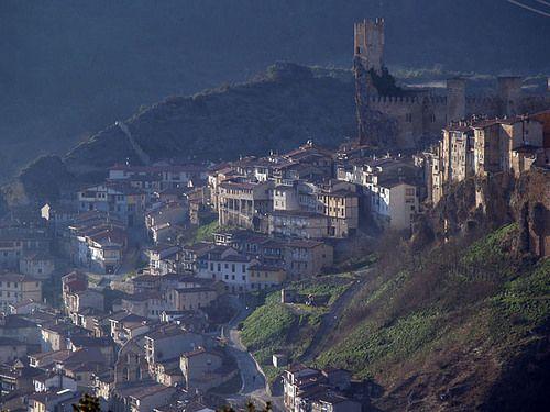 Ciudad medieval de Frías.