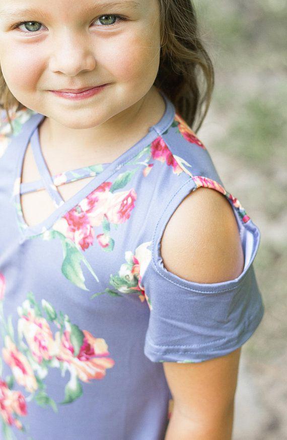 5df59f9bf6d1 Grey Floral Dress Blush Toddler Dress Charcoal Toddler  https://babypetite.com Toddler