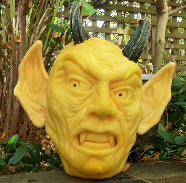 Your Pumpkin Carvings Will Never Look This Awesome
