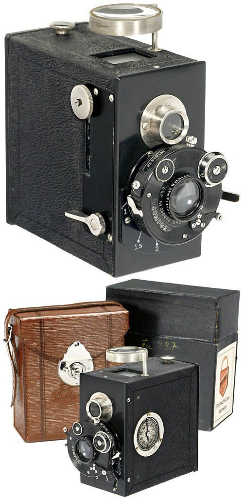 Early 35mm Camera- we still develop old film. Check us out at www.filmrescue.com