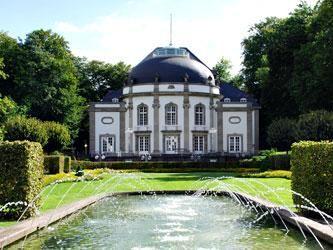 Gärten und Parks in Westfalen-LippeGärten in Westfalen - Bad Oeynhausen, Kurpark