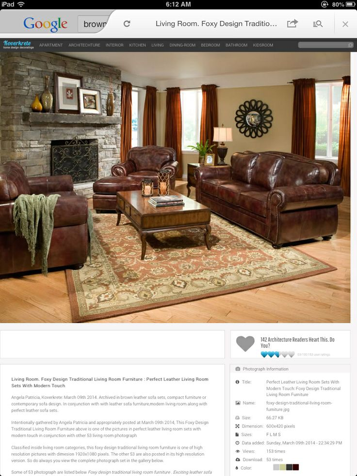 Furniture Living Room Color Schemes With Brown Leather Plus Wooden Coffee Table And Sofa Design Ikea Rugs Ideas Also Laminate
