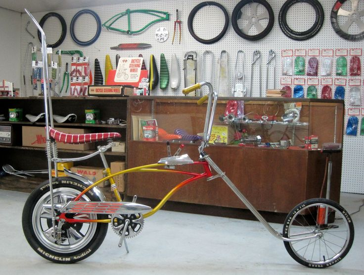 Huffy Rail With Fueler Forks
