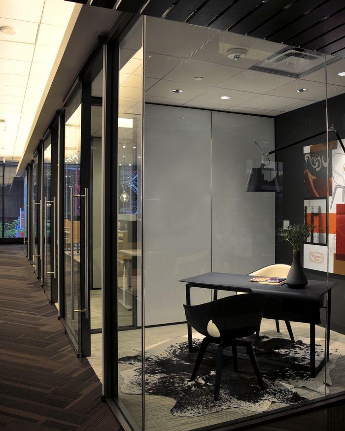 22 best multifunctional workspaces images on pinterest for Office design denver