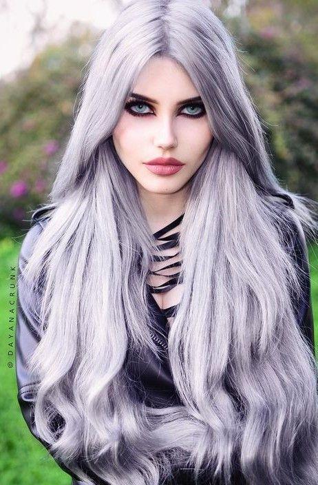 Fantastic 1000 Ideas About Gothic Hairstyles On Pinterest Scene Hair Short Hairstyles Gunalazisus