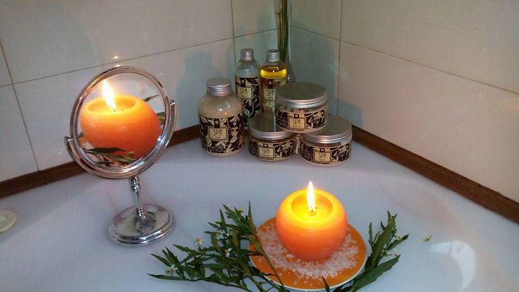 Spa senses for Spa Day at home #spaday #homespa #spasenses
