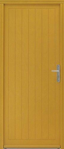 Découvrez La Porte ISO Parmi Les Portes Du0027entrée Bois De Belu0027M. Des Modèles  De Portes Alliant Design, Qualité Et Performances Thermiques Et Phonique