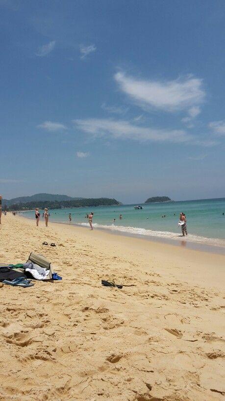 Karon Beach, Phuket - loved this beach!