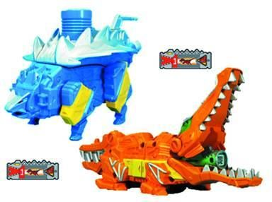 Henshin Grid: More Upcoming Power Rangers Dino Supercharge toys