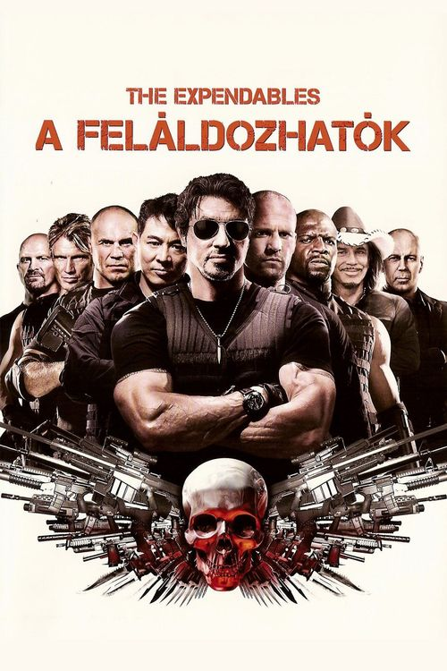 The Expendables 【 FuII • Movie • Streaming