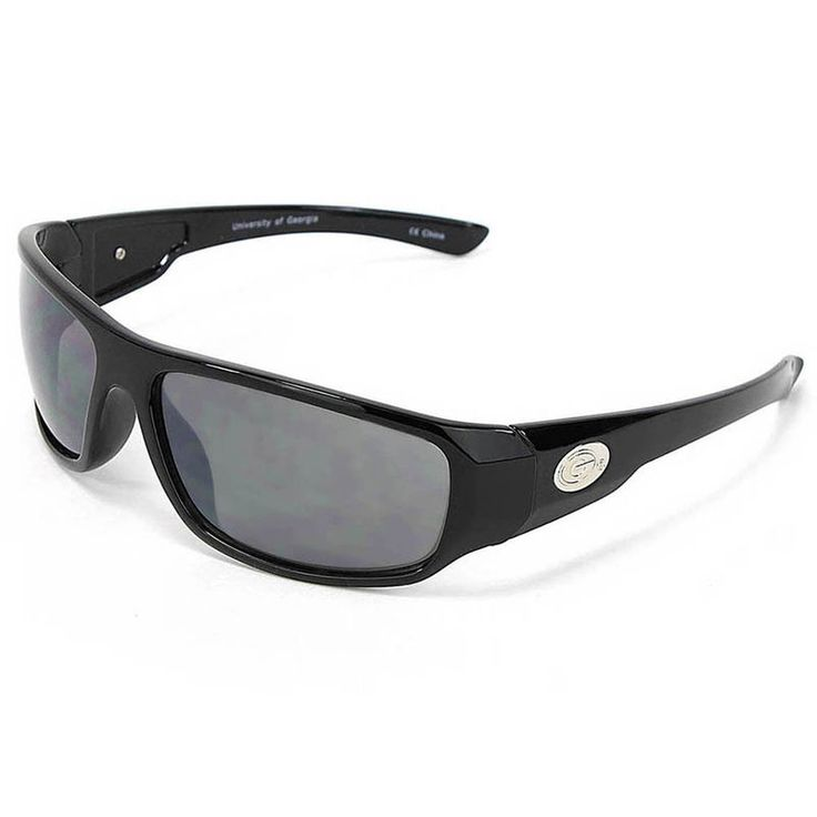 Georgia Bulldogs NCAA Medallion Sunglasses
