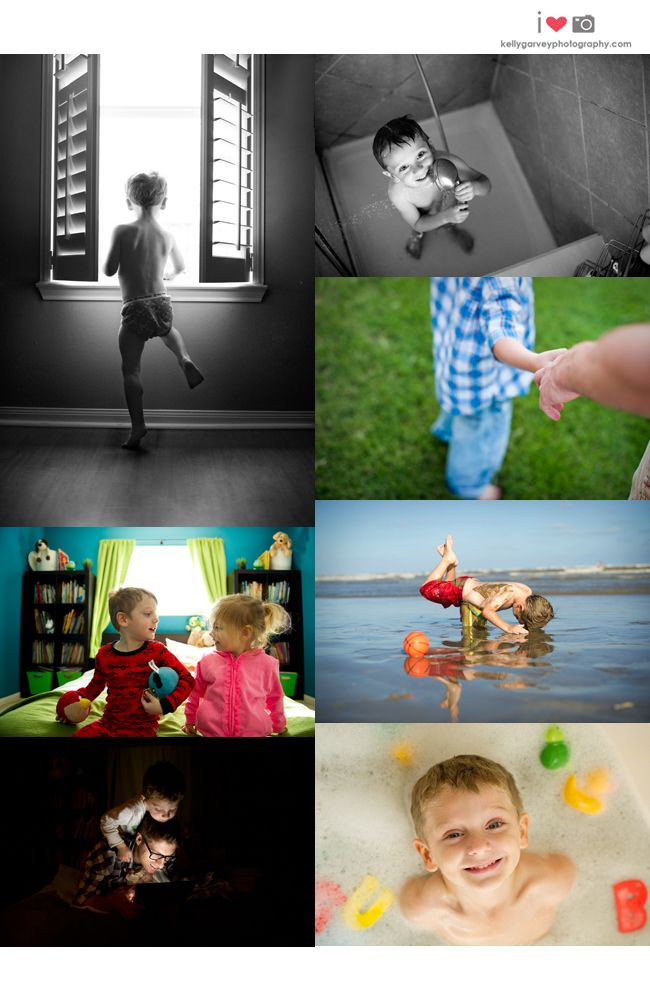 The Everyday: Photographing Your Own Kids - Click it Up a Notch