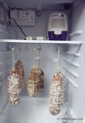 Advanced Curing Chamber at home. This curing chamber is advanced enough to allow full control of temperature and humidity, which allows consistent and predictable results.