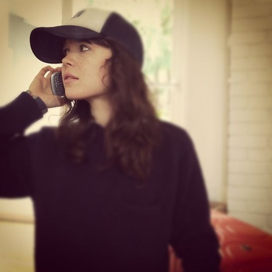 Ellen Page Is Grateful To The Film That Helped Her Come Out - #celebrities #news #fight #love #cause #gay #lgbt #health #coming out #out of the closet #ellen #page #grateful #film #freeheld #julianne #moore #movie #documentary #detective #laurel #hester #involved #producer #relationship