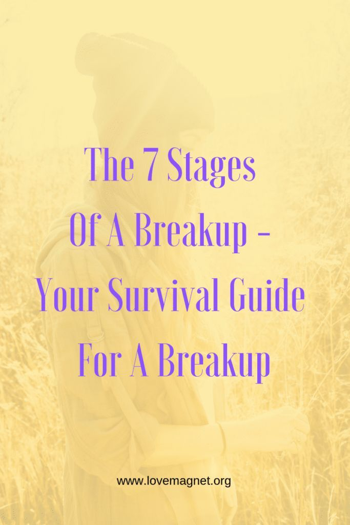 what are the stages of a dating relationship