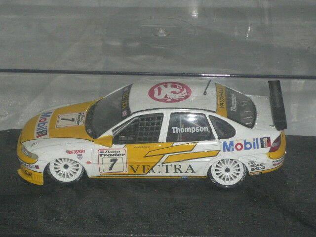 Onyx 1 43 Xt004 Vauxhall Vectra Btcc 96 James Thompson Ovp James Thompson Btcc Vauxhall