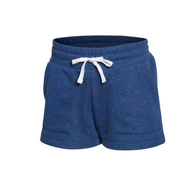 Women's Exercise Wear Summer Leisure Short Cotton Short Ladies Workout Shorts