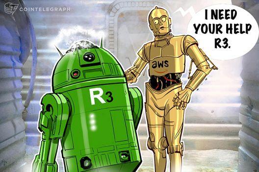 Amazon Embraces Distributed Ledger Through R3 Shuns Other Blockchain Solutions Blockchain Crypto News Amazon DApps R3