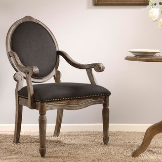 Shop for Brentwood Grey Dining Armchair. Get free shipping at Overstock.com - Your Online Furniture Outlet Store! Get 5% in rewards with Club O!