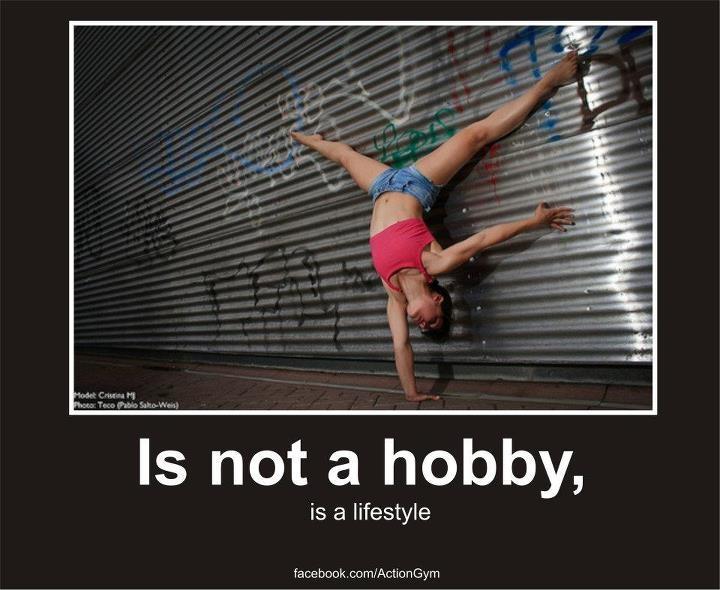 La gimnasia artistica no es un hobby, es un estilo de vida - It's not a hobby, it's a lifestyle #TheGymSeries