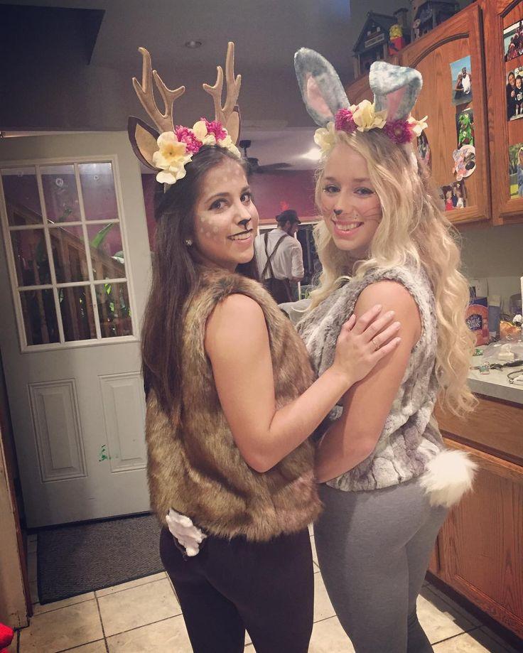 23 Best Friend Halloween Costumes 2017 - Genius Group and Couples Halloween Costumes