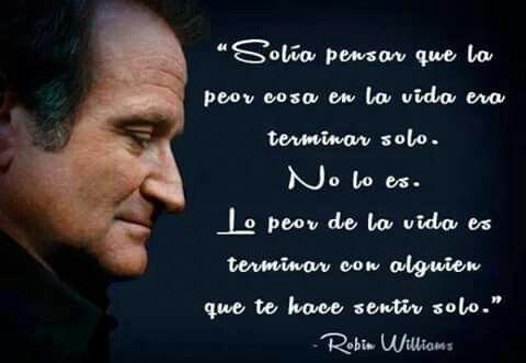 Robin Willians.