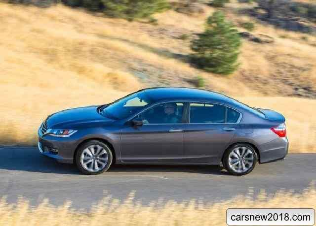 The new models and engines 2018-2019 Honda Accord