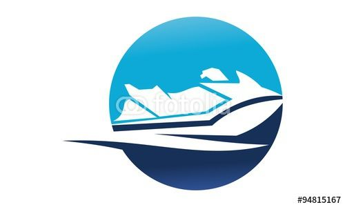 Jet Ski Motor Boat  https://au.fotolia.com/partner/20578a3913Alhamdulillah My Latest Sold @Fotolia..... Buy this logo now only at the lowest price!!! #Vector #logo #Template #LogoCheapestPrice #icon #Fotolia