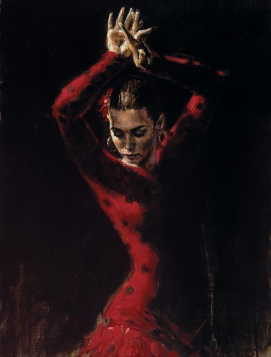 Fabian Perez - Lunares Negros
