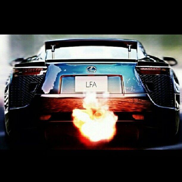 42 Best Images About Lexus LFA On Pinterest